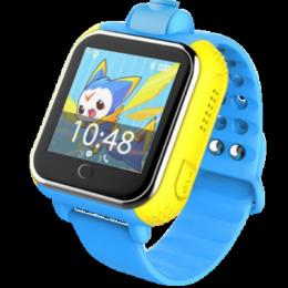 Смарт часы с GPS трекером
