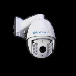Скоростные поворотные IP видеокамеры