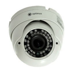 купольная камера optimus ahd-h042.1(2.8-12) Optimus ips003089