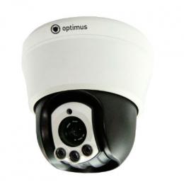 скоростная купольная камера optimus  ahd-m101.0(10x) Optimus ips003082