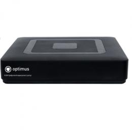 гибридный видеорегистратор optimus ahdr-2004n Optimus ips003094