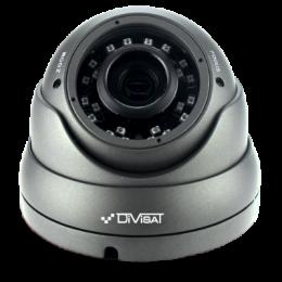 антивандальная купольная видеокамера divisat dvc-d39v DiViSAT ips003107