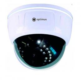 купольная камера optimus  ip-e024.0(2.8-12)p Optimus ips003049
