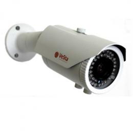 уличная ip видеокамера vesta vc-3321v м103, f=2.8-12, белый, ir, poe VeSta ips003899