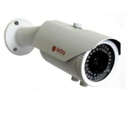 уличная ip видеокамера vesta vc-3321v м116, f=2.8-12, белый, ir VeSta ips003900