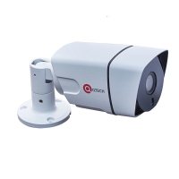Видеокамера IP уличная цилиндрическая QTECH  QVC-IPC-401 (2.8-12)