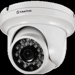 купольная ahd видеокамера tantos tsc-eb720pahdf (2.8) Tantos ips002943