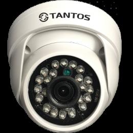 купольная ahd видеокамера tantos tsc-ebecof2 (3.6) Tantos ips002949