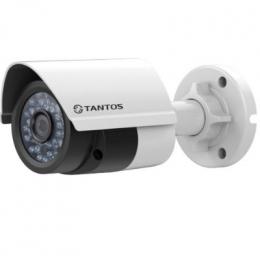 уличная цилиндрическая tvi видеокамера tantos tsc-p1080ptvif (2.8) Tantos ips002955