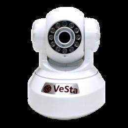 роботизированная поворотная ip камера vesta vc-5800 м020, f=3,6, белый, ir VeSta ips003987