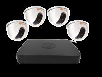 комплект ahd видеонаблюдения для помещений 1 VeSta ips001200