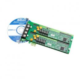 спрут-7/а-12 запись аудиоинформации от 12  аналоговых каналов АГАТ Российские технологии ips003309