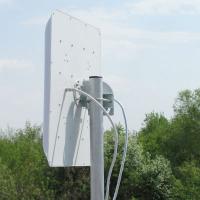 AGATA-F MIMO 2x2 F-female (75 Ом) - широкополосная панельная антенна 4G/3G/2G (15-17 dBi) F-female