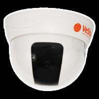 Купольная IP видеокамера Vesta VC-3200 М004, f=3.6, Белый