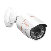 Уличная IP видеокамера Vesta VC-5380 М101, f=3,6, Белый, IR
