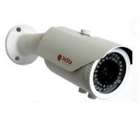 Уличная IP видеокамера Vesta VC-5380V М103, f=2,8-12, Титан, IR, PoE