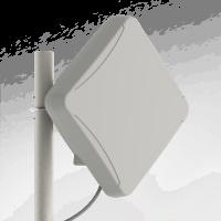 Petra BB MIMO UniBox, направленна панельная антенна 15Дб/USB удл.10м (GSM-1800/3G/WI-FI+4G MIMO)