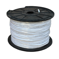 КВК-В  2х0.5мм (12V) внутренний Plexus 100 м/4  белый