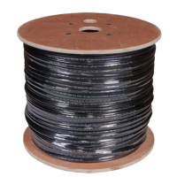 PLEXUS UTP data cable 4PR 24AWG CAT 5E version PRO OUTDOOR Plexus
