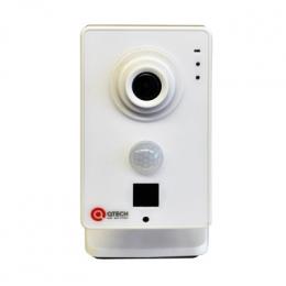 Видеокамера IP внутренняя компактная QTECH  QVC-IPC-206WP (2.8)