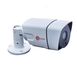 Видеокамера уличная цилиндрическая мультиформатная QTECH  QVC-AC-201 (2.8-12)