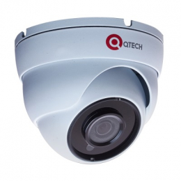 Видеокамера купольная QTECH  QVC-AC-202V (3,6)