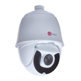 Видеокамера IP cкоростная купольная поворотная QTECH  QVC-IPC-204 (22x)