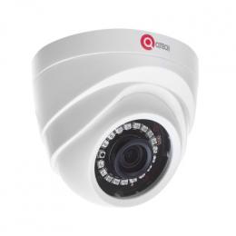 Видеокамера IP купольная QTECH  QVC-IPC-132-DC (3.6)
