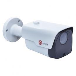Видеокамера IP уличная цилиндрическая QTECH  QVC-IPC-501ASZ (2.8-12)