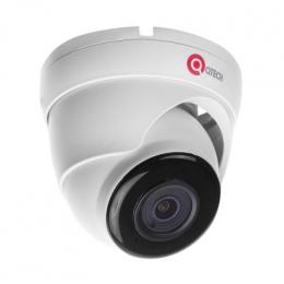 Видеокамера IP купольная QTECH  QVC-IPC-202AS (2.8)