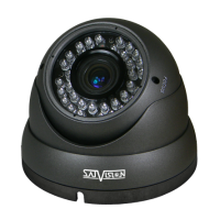 Антивандальная AHD видеокамера Satvision SVC-D391V 2.8-12