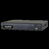 Цифровой гибридный видеорегистратор 4 каналов Satvision SVR-4812AH