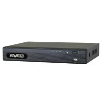 Цифровой гибридный видеорегистратор 8 каналов Satvision SVR-8812AH Light