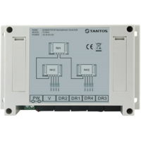 Коммутатор вызывных панелей Tantos TS-NH2 (Коммутатор вызывных панелей)