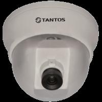 Купольная AHD видеокамера Tantos TSc-D720pAHDf (3.6)