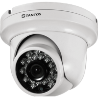 Купольная AHD видеокамера Tantos TSc-EB1080pAHDf (3.6)