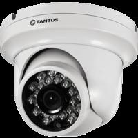 Купольная IP видеокамера с ИК подсветкой Tantos TSi-EBls22FP (4)