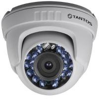 Купольная TVI видеокамера Tantos TSc-EB1080pTVIf (2.8)