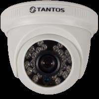 Купольная AHD видеокамера Tantos TSc-EBecof (3.6)