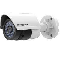 Уличная цилиндрическая TVI видеокамера Tantos TSc-P1080pTVIf (2.8)