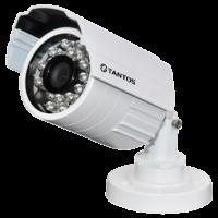 Уличная цилиндрическая AHD видеокамера Tantos TSc-P720pAHDf (2.8) Starlight