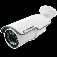 Уличная цилиндрическая AHD видеокамера Tantos TSc-PL960pAHDv (5-50)