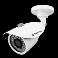Уличная цилиндрическая AHD видеокамера Tantos TSc-Pecof2 (3.6)