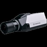 Корпусная IP видеокамера Tantos TSi-B221