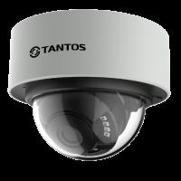 Купольная уличная камера с функцией день/ночь и ИК подсветкой Tantos TSi-Dn226FP (3.6)