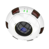 Купольная уличная камера с функцией день/ночь и ИК подсветкой Tantos TSi-FV611F (1.6)