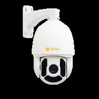 Скоростная купольная IP видеокамера Vesta VC-8718  f=4,2-75,6, IR