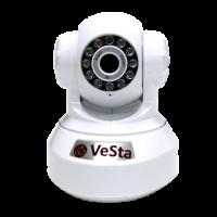 Роботизированная поворотная IP камера Vesta VC-5800 М020, f=3,6, Белый, IR