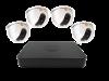 Комплект AHD видеонаблюдения для помещений 1