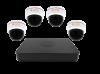 Комплект AHD видеонаблюдения Помещение 3